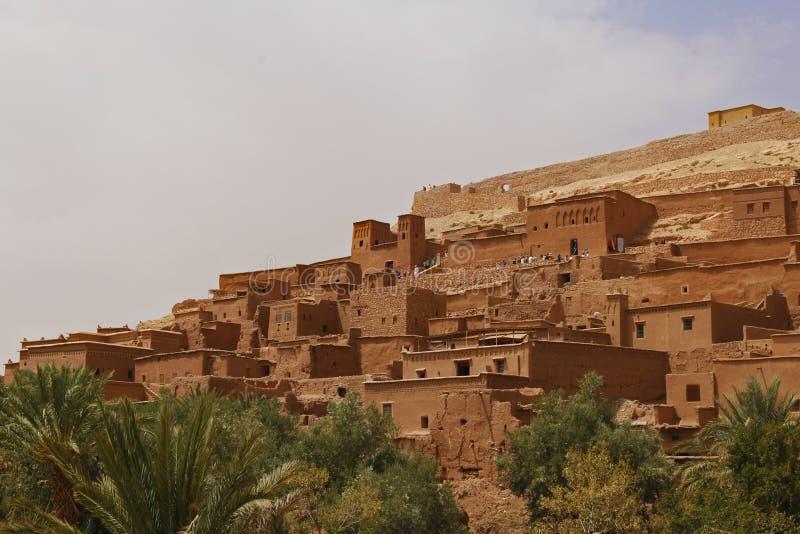 Marrakesch-Naturlandschaften in Marokko, Afrika Wüste und Berge Reise Marokko wanderlust stockfoto