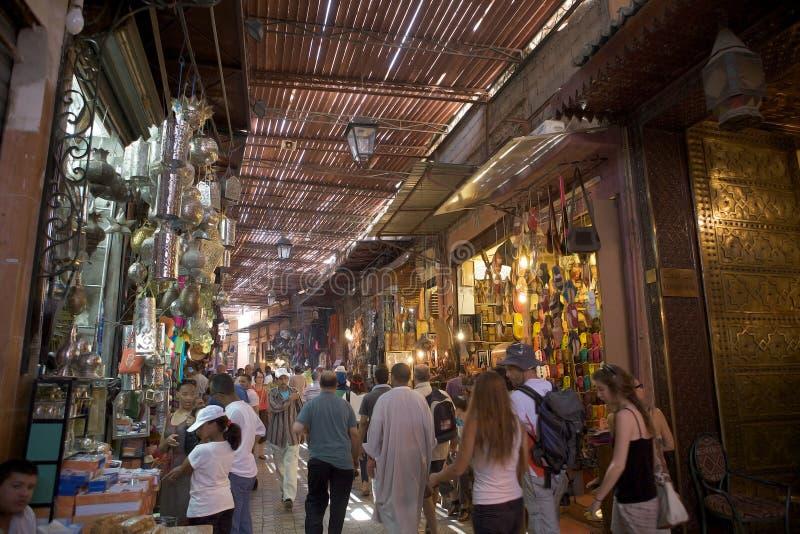 Marrakesh стоковое изображение