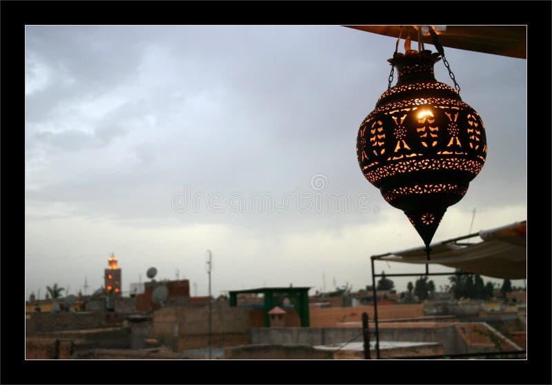 marrakesh royaltyfri bild