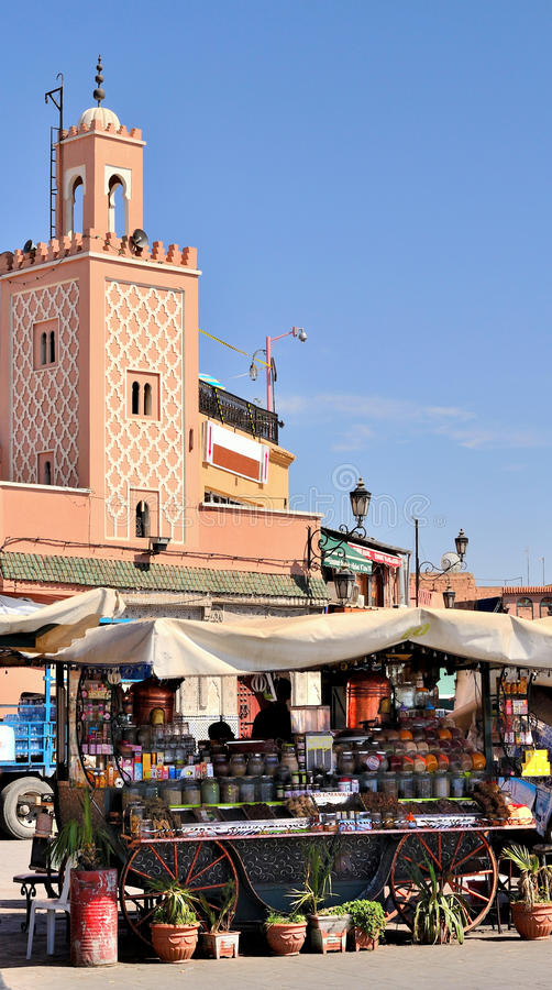 Download Marrakesh - Morocco Royalty Free Stock Images - Image: 24847599