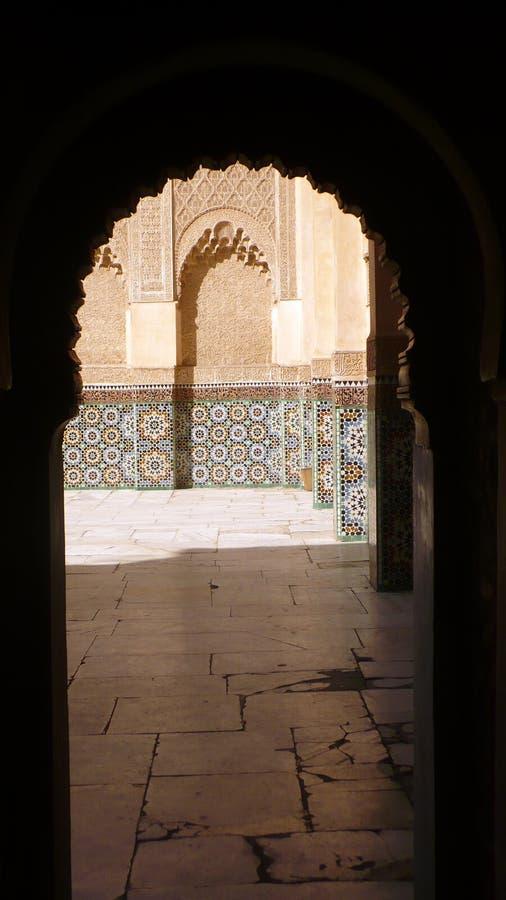Marrakesh Mosque royalty free stock photos