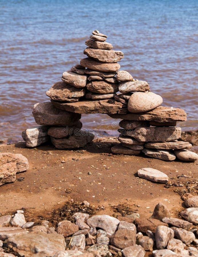 Marram, διάσημη θέση, σύμβολο του Καναδά στοκ φωτογραφία με δικαίωμα ελεύθερης χρήσης