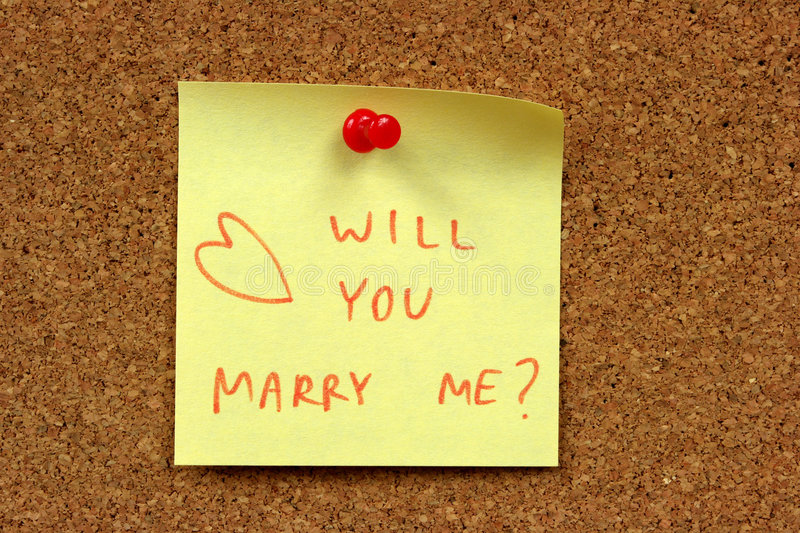 Download Marriage stock image. Image of board, handwritten, reminder - 5469069