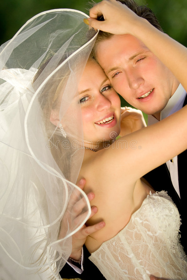 Marriage royalty free stock photo
