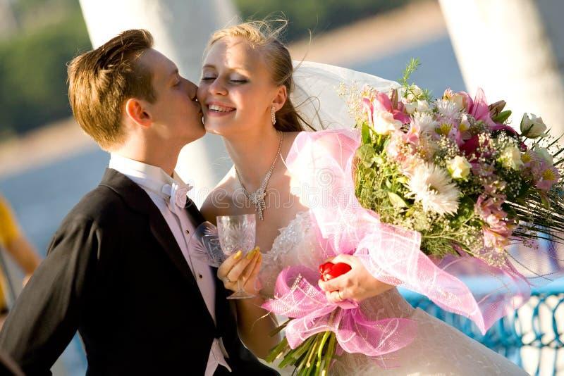 Marriage royalty free stock photos