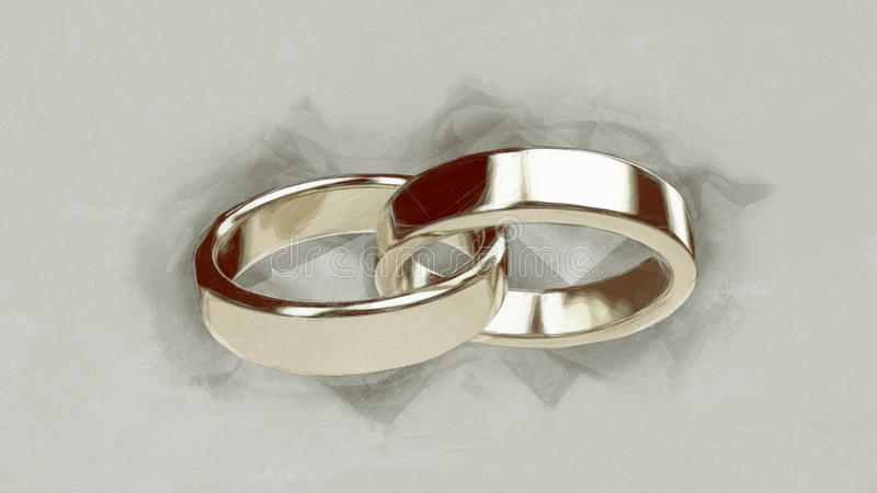 Marriage marriage marry ring rings wedding ring wedding rings. Illustration stock image