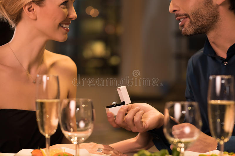 Marriage Proposal Stock Image Image Of Valentine Celebrate 67913149