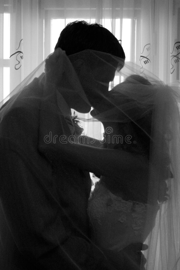 Married. royalty free stock image