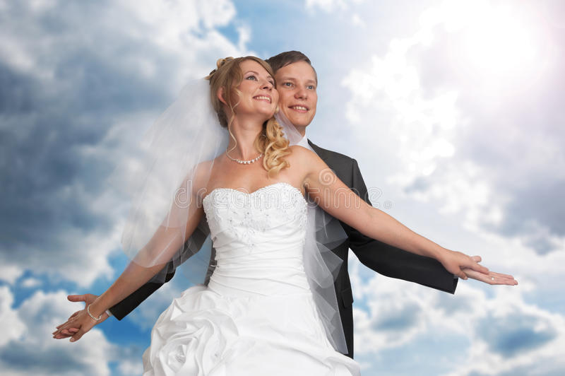 Download Married couple stock photo. Image of beautiful, attractive - 26520816