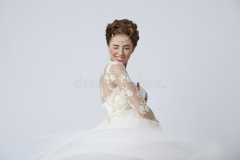 Download Married Woman Winking At The Camera Stock Photo - Image: 32318864