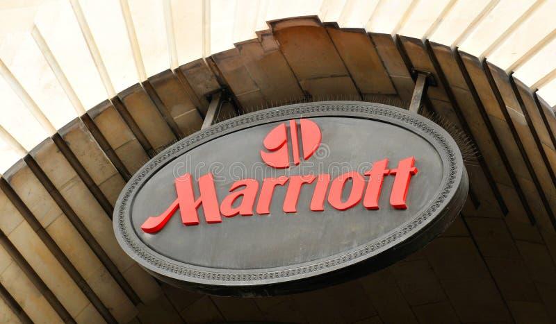 marriott immagini stock