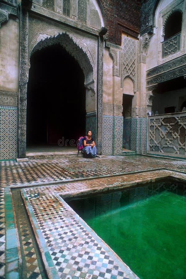 Marrocos fotografia de stock
