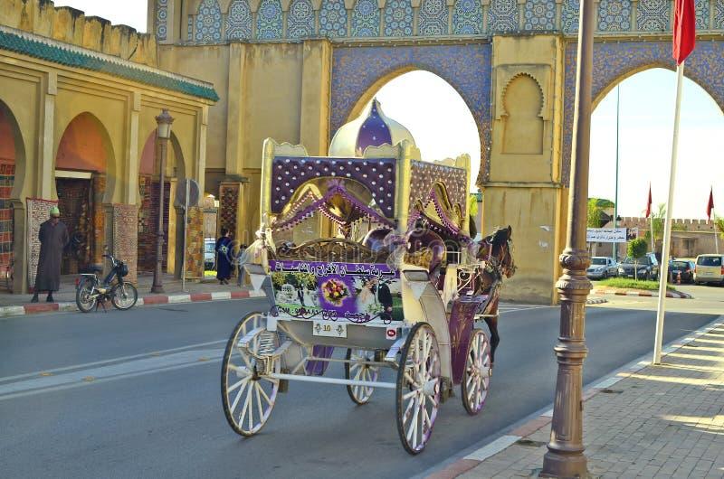 Marrocos, Meknes imagens de stock royalty free