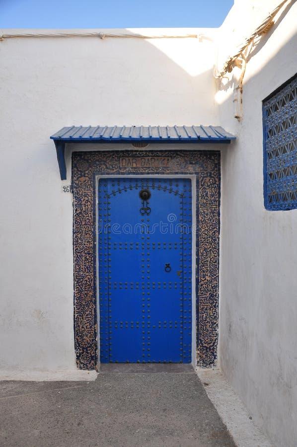 Marrocos, quadrado de Rabat imagens de stock