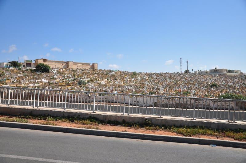 Marrocos, quadrado de Rabat fotos de stock royalty free