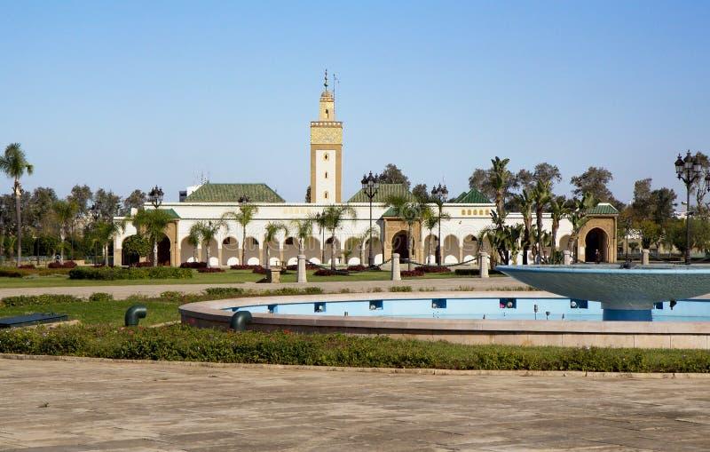 Marrocos. Rabat. Royal Palace. fotos de stock