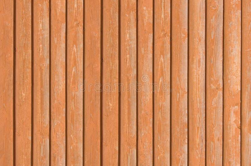 Marrom de madeira da textura das pranchas de madeira velhas naturais da cerca imagem de stock royalty free