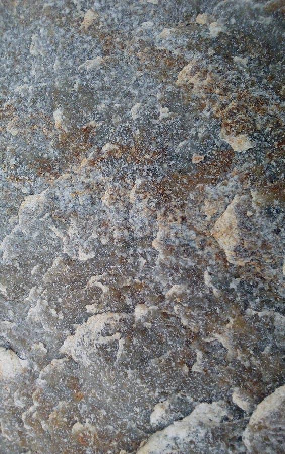 Marrom de superfície de pedra cru áspero da textura imagem de stock royalty free