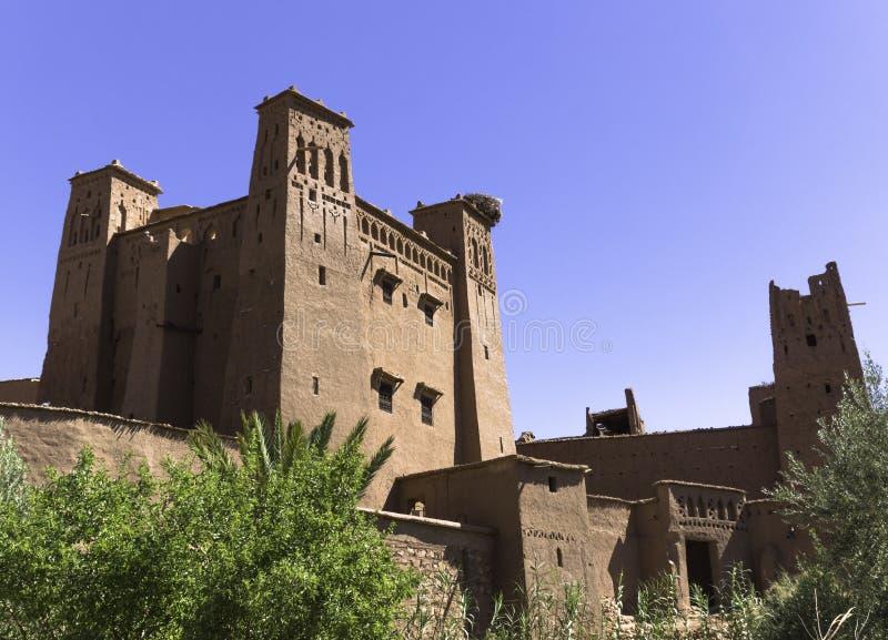 Marruecos Ait Benhaddou imagen de archivo libre de regalías