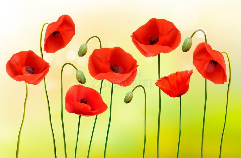 8 mars illustration de vintage Bouquet blanc et rose de roses illustration libre de droits