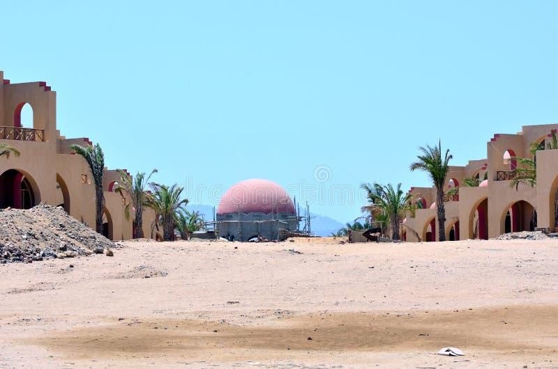 Marsa alam, Egypte royalty-vrije stock afbeeldingen