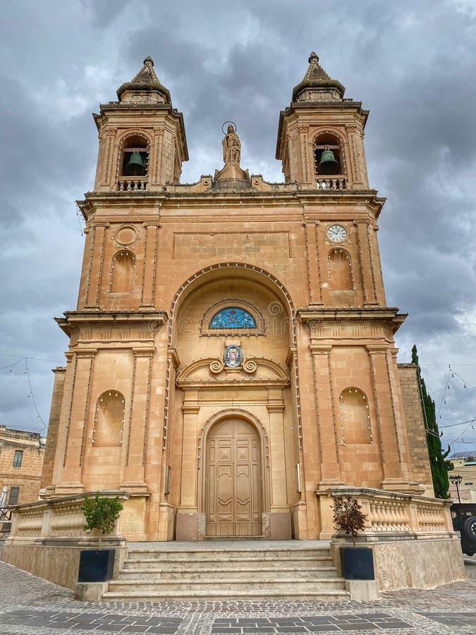 Marsaxlokk Malta fotografia stock libera da diritti