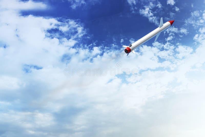 Marschflugkörper vektor abbildung