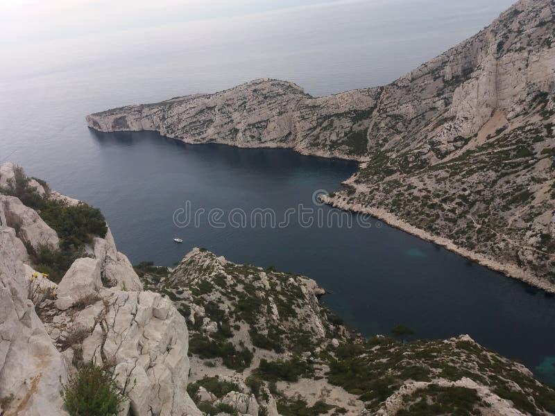 Marseille obrazy royalty free