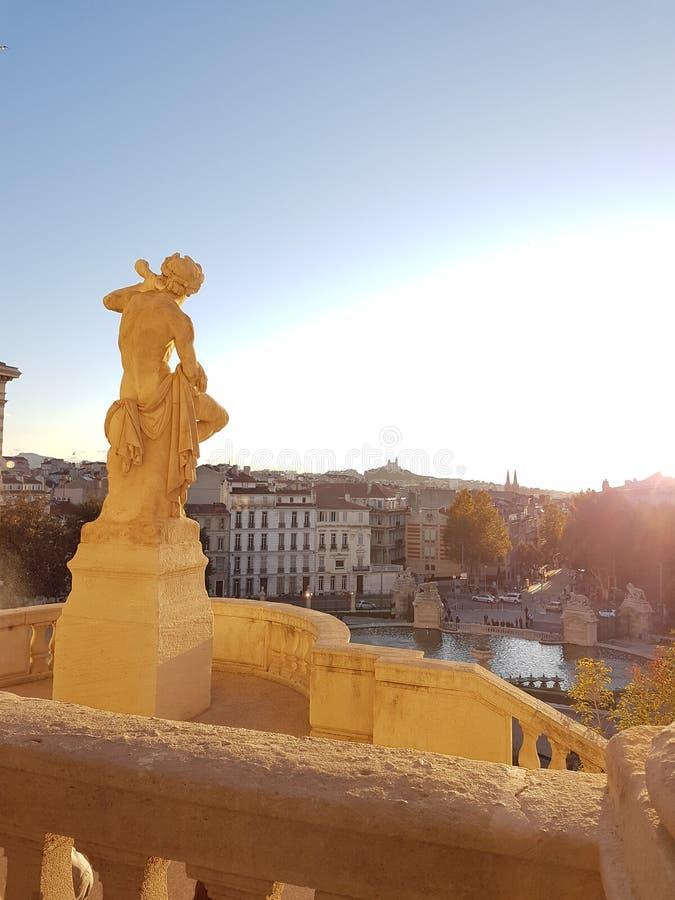 Marseille obraz royalty free