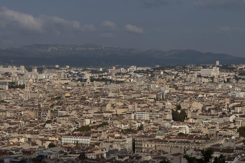 Marseille stockfoto