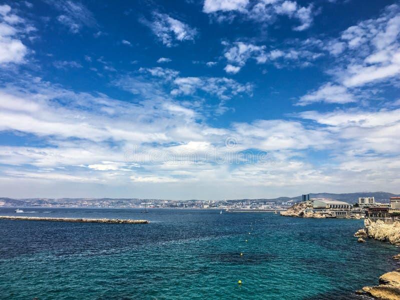 Marseille royalty-vrije stock fotografie