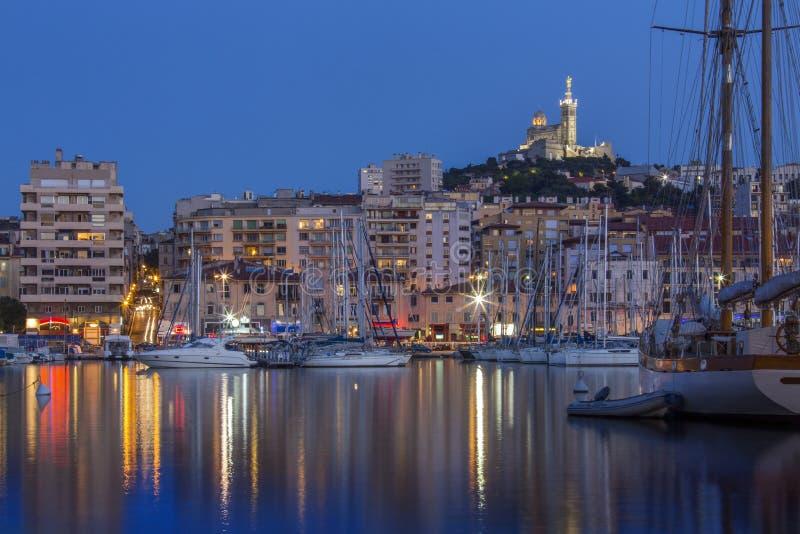 Marseille - Cote d'Azur - South of France stock images