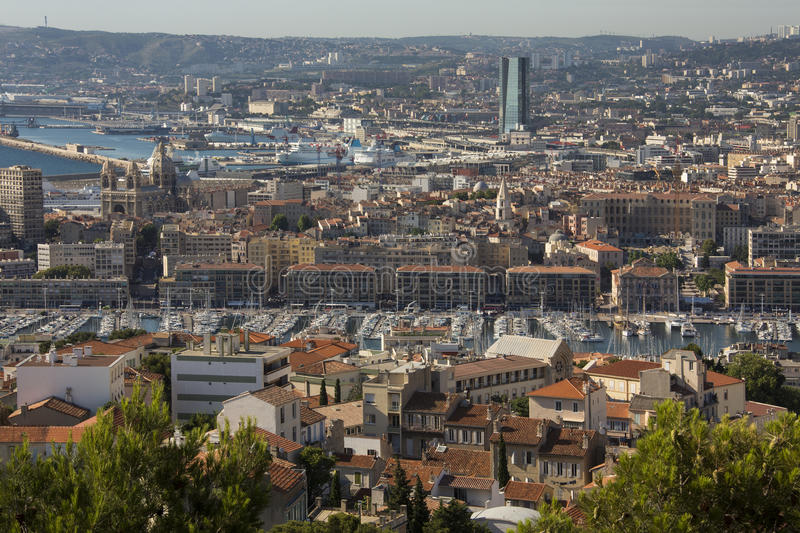 Marseille - South of France royalty free stock photography