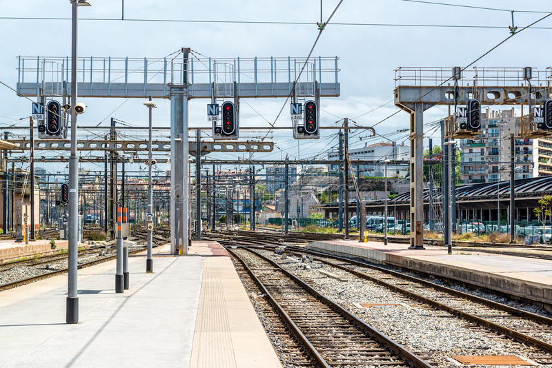 Download Marseille St. Charles Railway Station Stock Photos - Image: 33232353