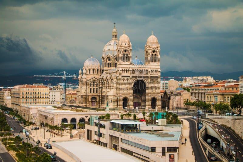 Marsella image libre de droits