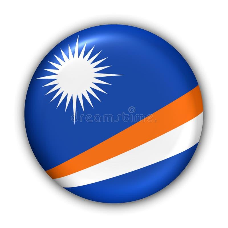 Download Marshall Islands Flag stock illustration. Illustration of kwajalein - 5086046