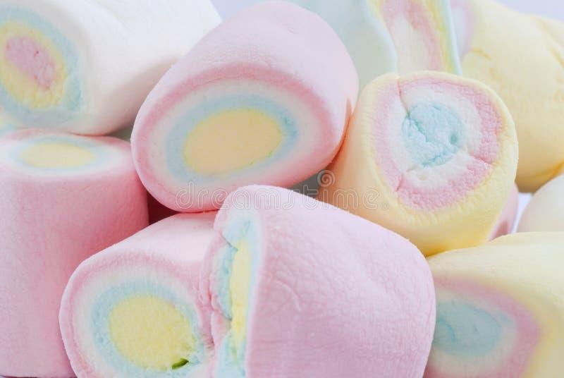 marshmallow στοκ εικόνα