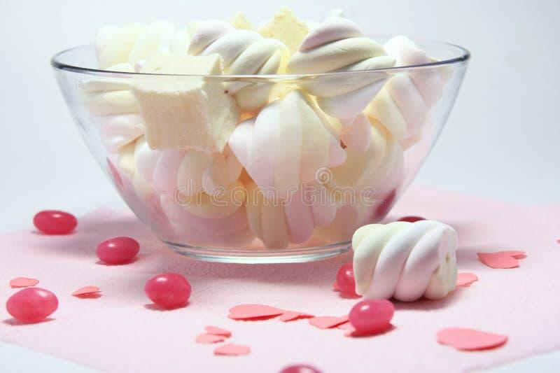 marshmallow zdjęcie royalty free