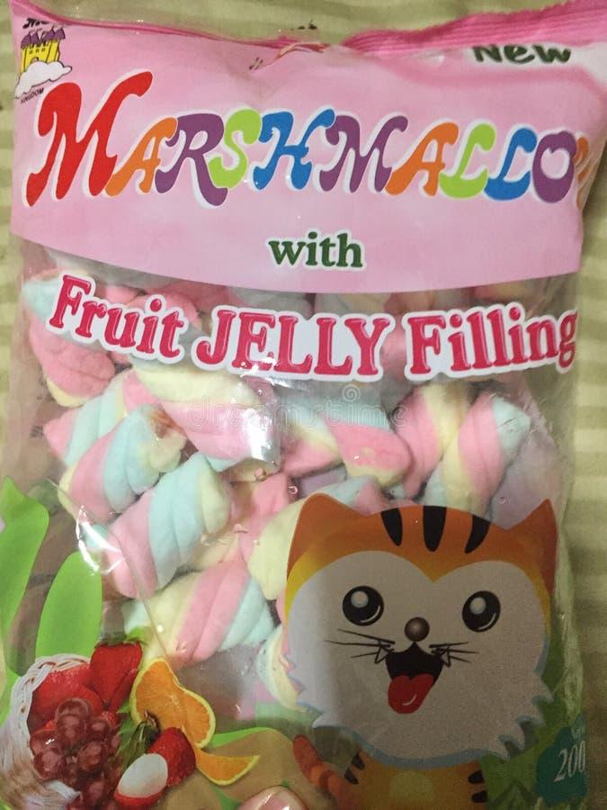 Marshmallow! obraz royalty free