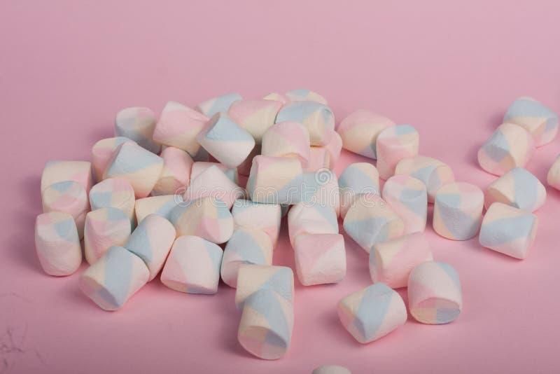 Marshmallow royaltyfri bild
