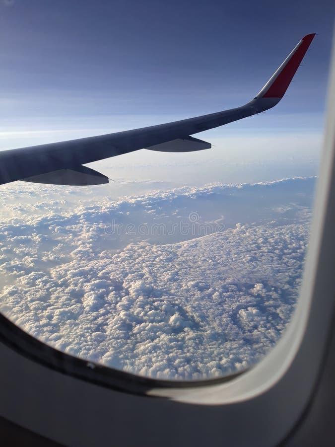 Marshmallow chmura obraz stock
