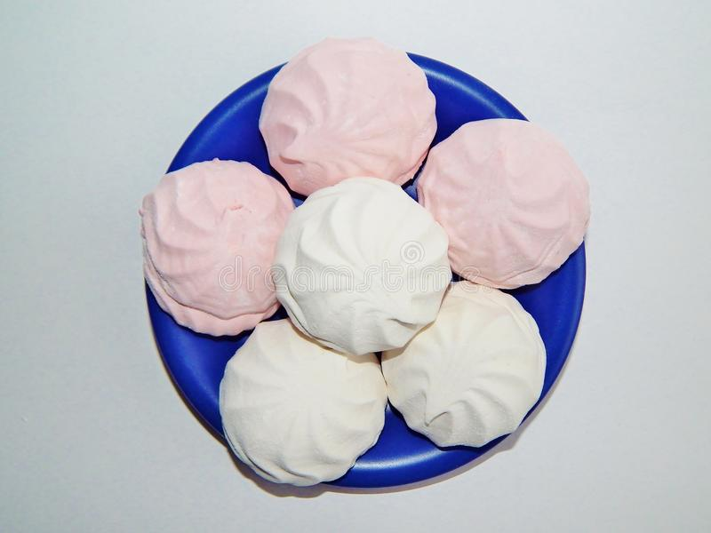 Download Marshmallow, Meringue,zephyr Stock Image - Image of desert, desserts: 83701293