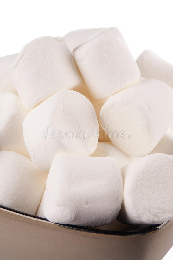 Marshmallows obrazy royalty free