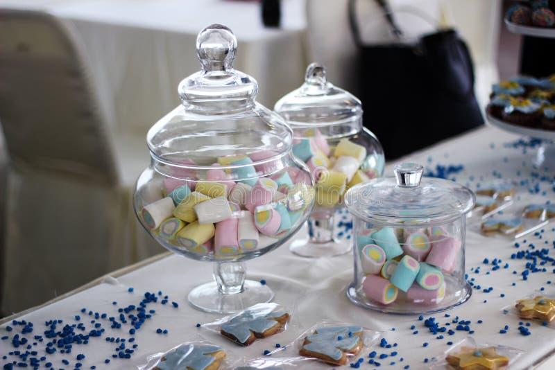 marshmallows στοκ φωτογραφία