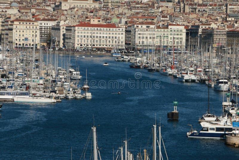 Marsiglia fotografie stock libere da diritti