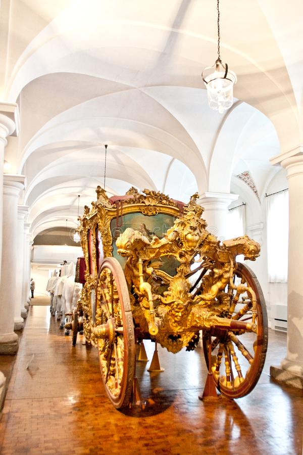 Marstall-Museum, München, Deutschland stockfoto