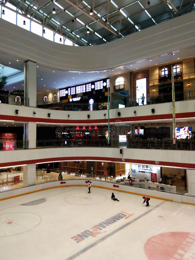 Mart-Hub Bengbu China. City life in BengBu China if you like china city culture, please download stock images