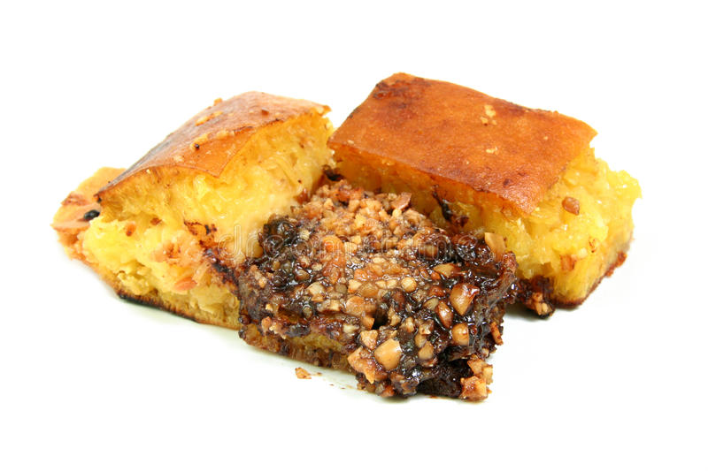 Martabak doce do bolo do amendoim foto de stock