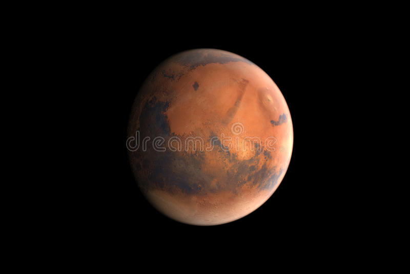 Marte libre illustration