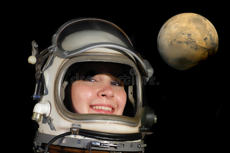 Marte imagen de archivo